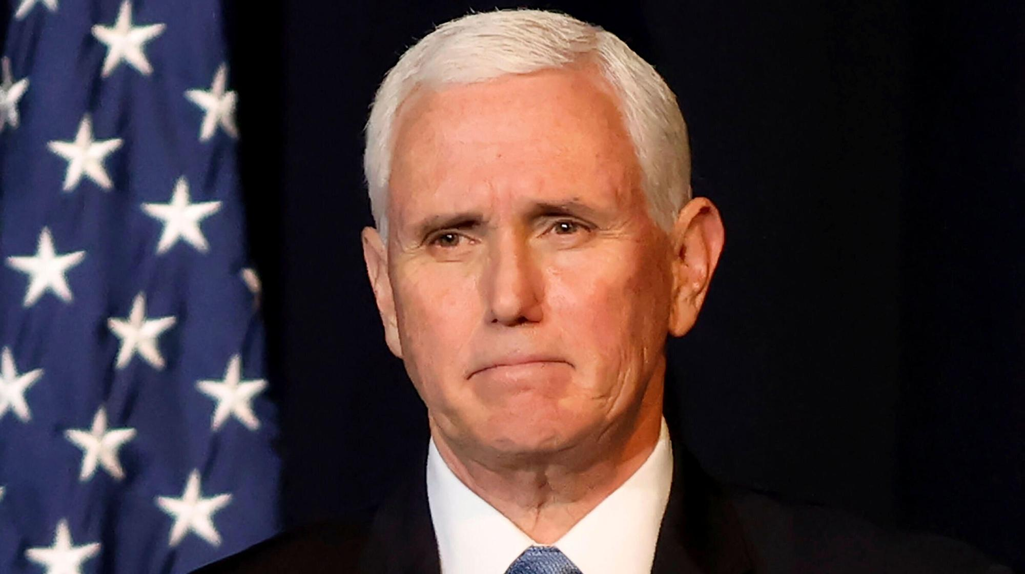 Mike Pence's Final Trump Brag Gets Hit With An Immediate Fact-Check
