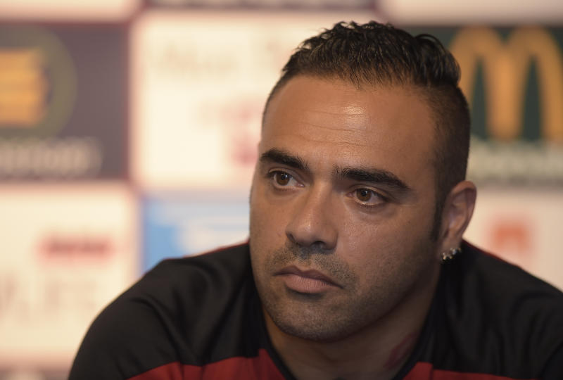 Fabrizio Miccoli (Photo by Arfa Griffiths/West Ham United FC via Getty Images)
