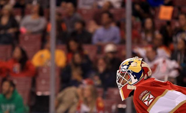 The Florida Panthers will welcome their fifth head coach since 2011 (AFP Photo/Mike Ehrmann)