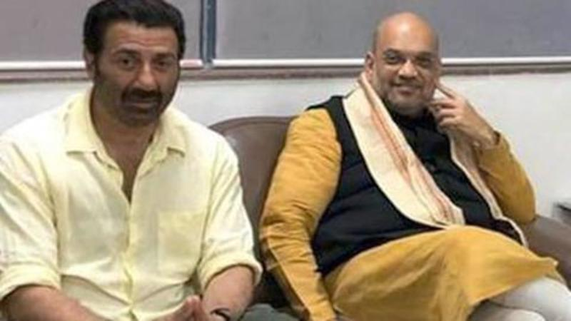 Sunny Deol BJP candidate from Amritsar? Speculations rife