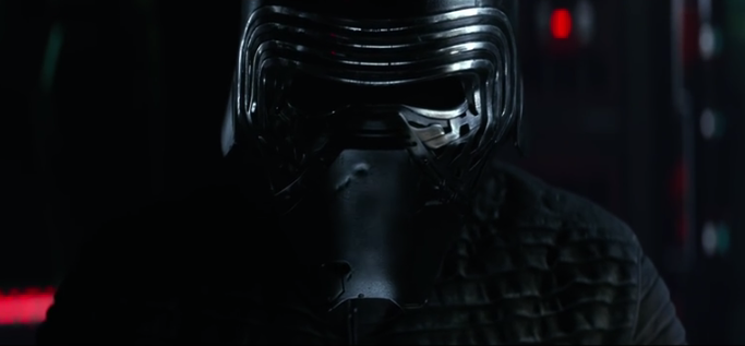 Kylo Ren in 'The Force Awakens' (Photo: Lucasfilm)