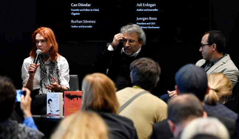 Writers and journalists like Can Dundar, Asli Erdogan and Burhan Sonmetz live under a cloud of fear in Turkey