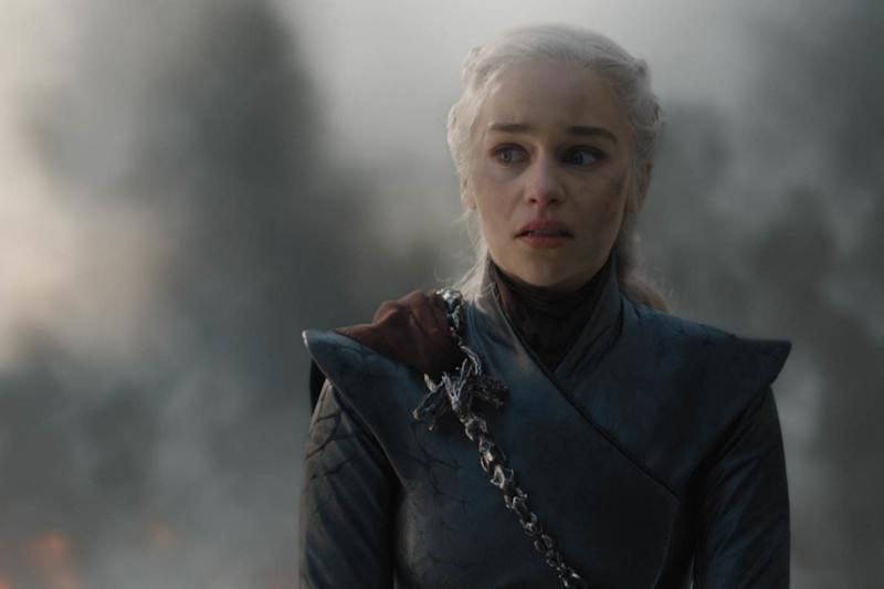 Emilia Clarke watched videos of Hitler for THAT Game of Thrones speech
