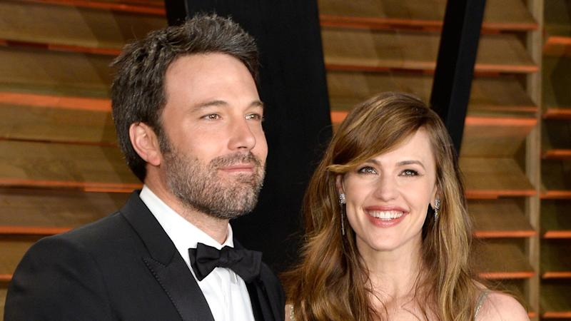Jennifer Garner Wishes Ben Affleck a Happy Father's Day