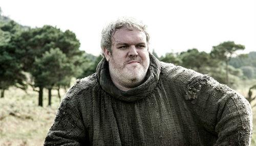 Hodor from Game of Thrones