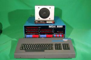 The computer featured in 'WarGames' (Todd Fischer)