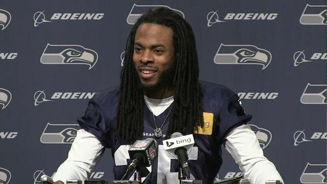 Here's why Seahawks' Richard Sherman was right in comparing being called a thug to a racial slur