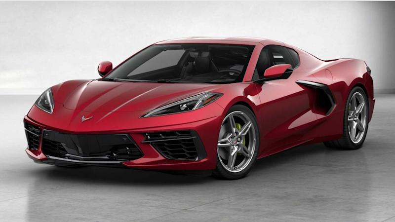 The Chevrolet Corvette gets new colours and Apple CarPlay for 2021