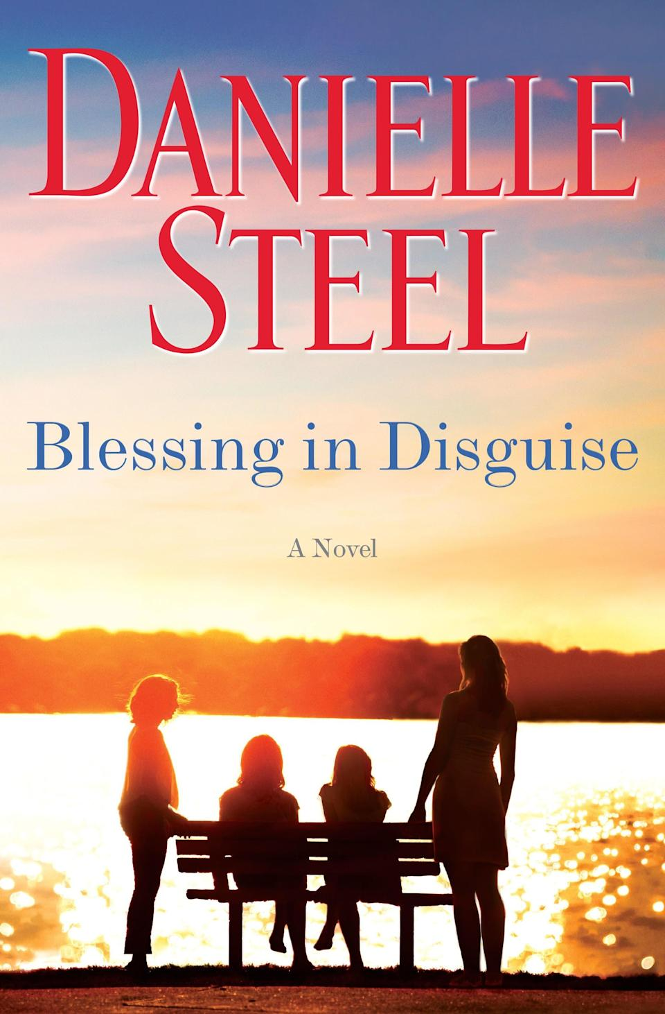 "Danielle Steel's latest novel, ""Blessing in Disguise,"" which is out now"
