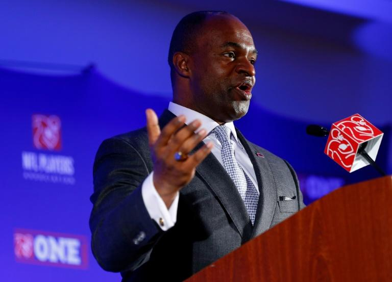 DeMaurice Smith, executive director of the National Football League Players Association, says an 18-game NFL season is not in the best interest of players but reports Thursday say the NFL is pitching a 17-game campaign and fewer pre-season games