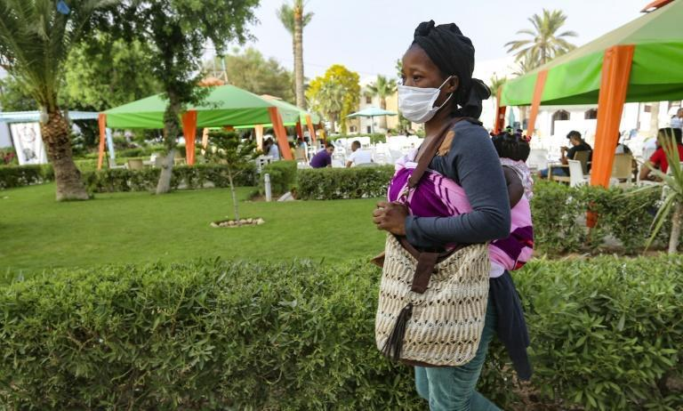 Aisha fled Guinea to Libya only to find herself reduced to a sex slave. She now dreams of Europe