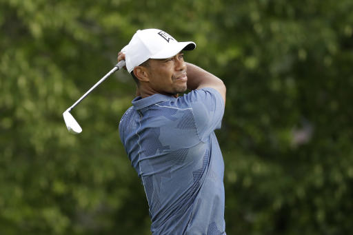 Rahm assessed 2-stroke penalty after brilliant chip