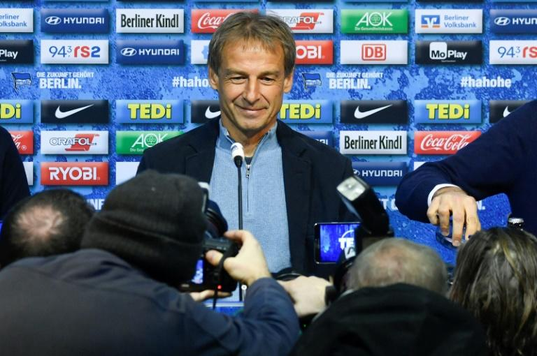 Juergen Klinsmann was announced as Hertha Berlin head coach on November 27, 2019, but abruptly quit on Tuesday after just 76 days