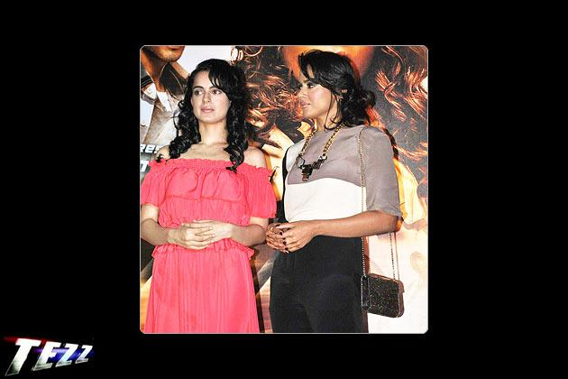Kangna and Sameera set to sizzle