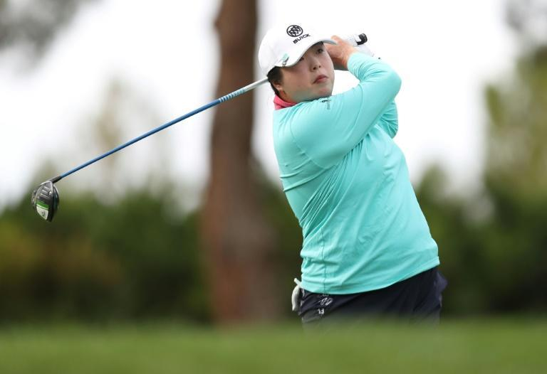 China's Feng Shanshan is into the semi-finals of the LPGA Match-Play after a marathon day at Shadow Creek in Las Vegas, Nevada