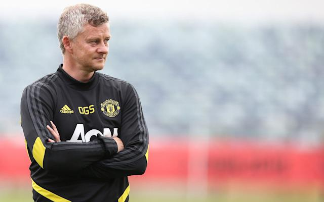 Solskjaer has made clear that he wants his United squad to be fitter than last season - Manchester United