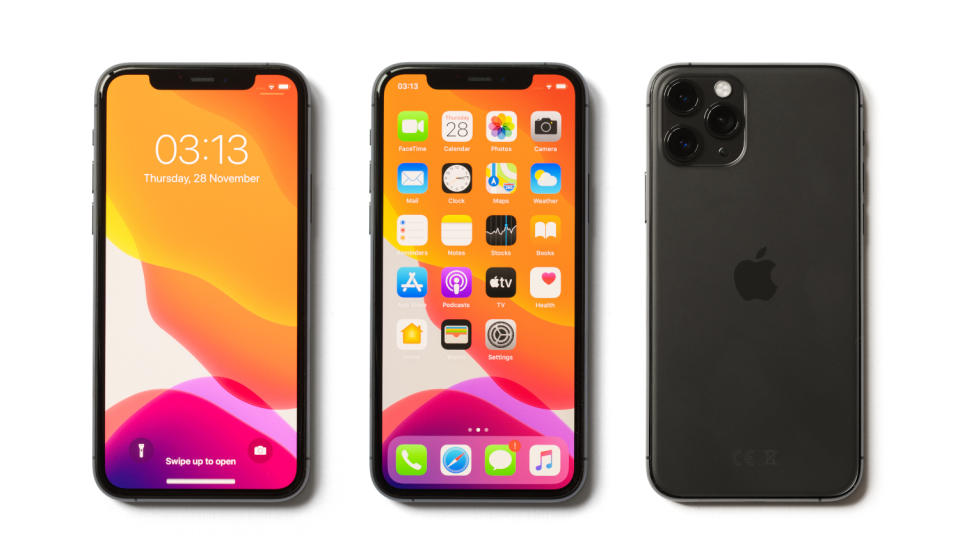 Les 3 modèles d'iPhone 11 sont actuellement en promotion (Photo : Getty Images)