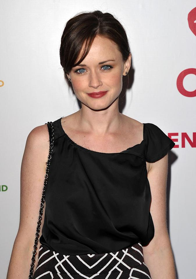 "Alexis Bledel (""Gilmore Girls"") turns 30. John Shearer/<a href=""http://www.gettyimages.com/"" target=""new"">GettyImages.com</a> - April 20, 2011"