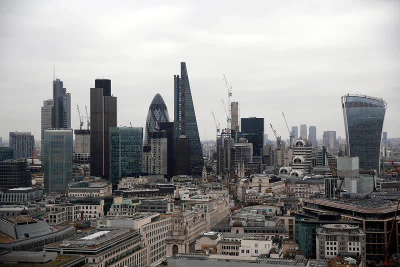 Investment in Britain's tech sector jumped 44% in 2019 - report