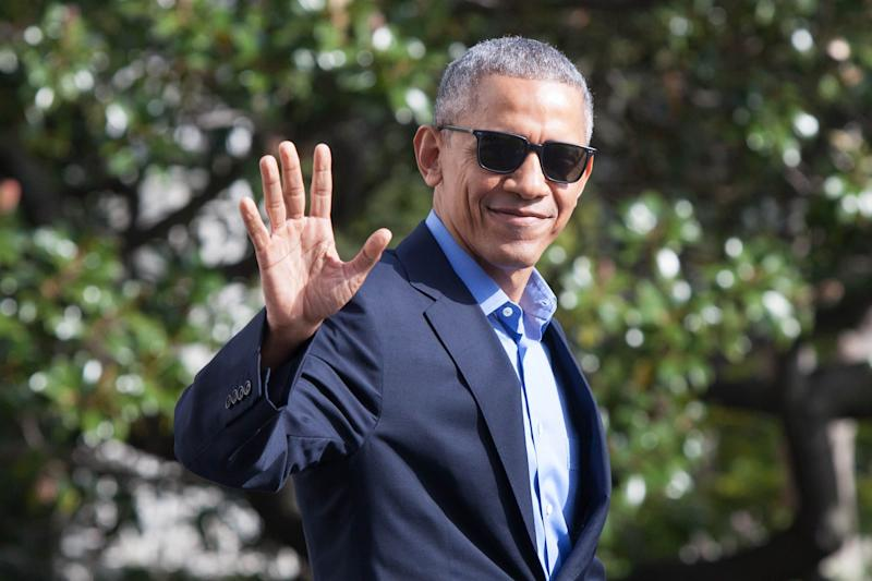 Obama Tells Democrats to 'Chill Out' and Focus on Trump
