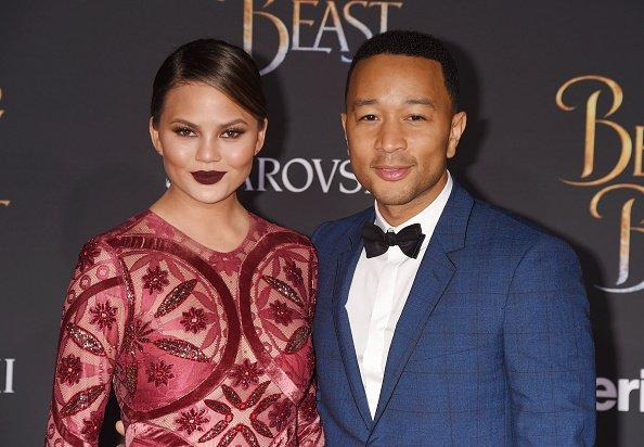 Chrissy Teigen Had the Perfect Comeback to Shade About Her Marriage to John Legend