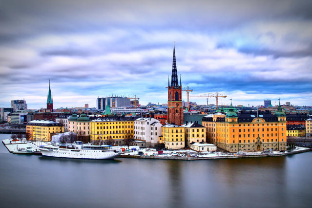 <p><strong>No. 4: Stockholm, Sweden<br></strong>Pulse Score: 79.63<br>(Flickr/<span>Thomas Fabian</span>) </p>
