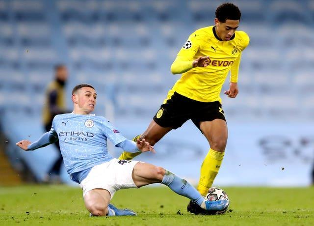 Phil Foden and Jude Bellingham are part of the provisional England squad