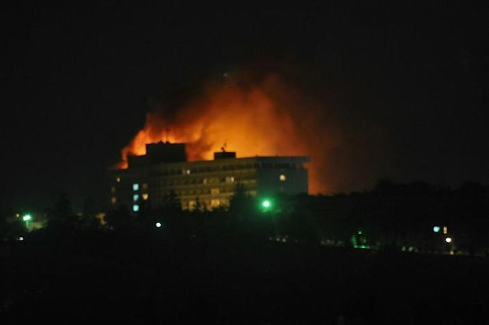 The Haqqani network has been blamed for some of the deadliest attacks in Afghanistan, including the 2011 attack on the Intercontinental Hotel in Kabul