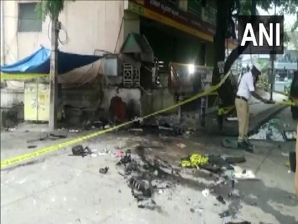 Visual from the accident site. (Photo/ANI)