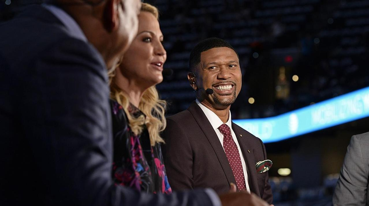 It Don't Stop': Jalen Rose's Work Days Are a Whirlwind