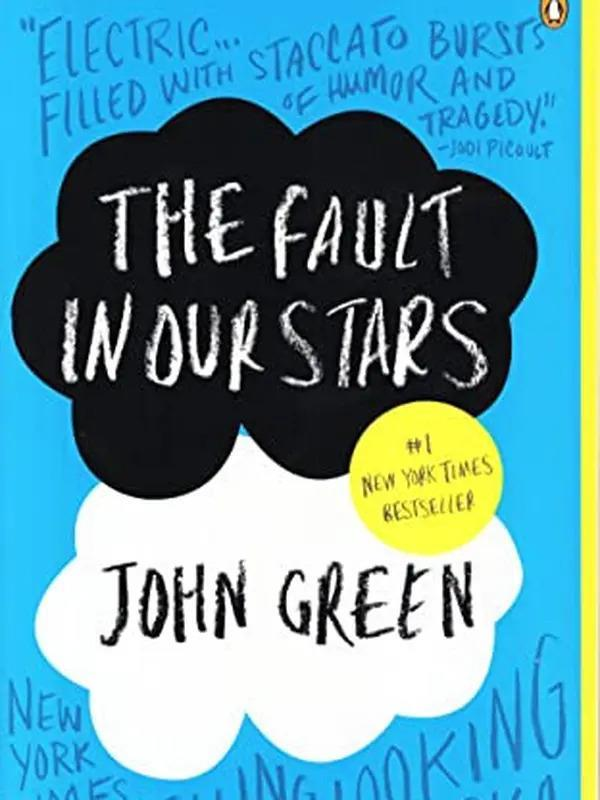 Foto Novel The Fault in Our Stars - John Green Credit: goodreads.com