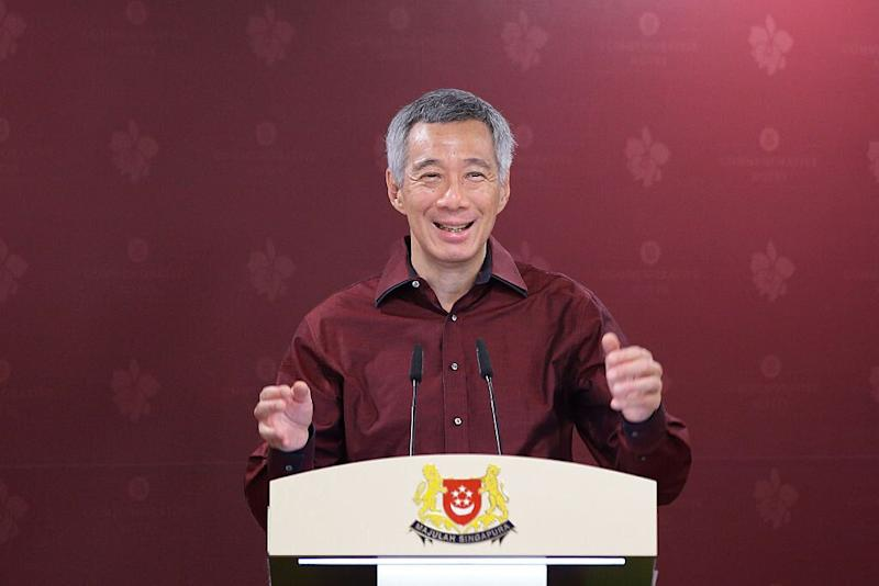 PM Lee Hsien Loong. (Getty Images file photo)