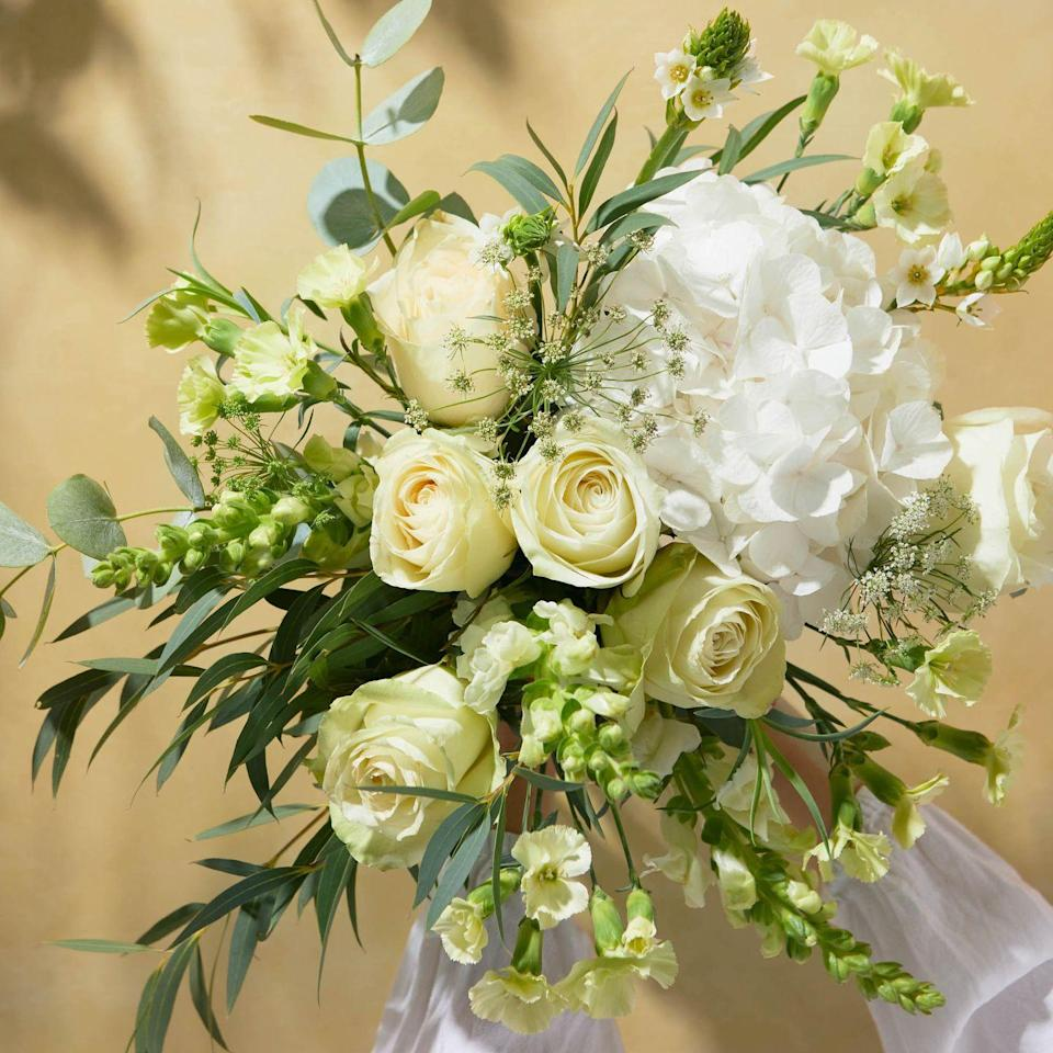"""<p>Know someone who always makes you feel calmer? Send a bouquet that's as soothing as them. Packed full of fragrant eucalyptus, Winnie warms the soul.</p><p><a class=""""link rapid-noclick-resp"""" href=""""https://go.redirectingat.com?id=127X1599956&url=https%3A%2F%2Fwww.bloomandwild.com%2Fsend-flowers%2Fsend%2Fthe-winnie-ht%2F3377&sref=https%3A%2F%2Fwww.housebeautiful.com%2Fuk%2Flifestyle%2Fshopping%2Fg35318824%2Fbloom-wild-valentines-day-red-roses%2F"""" rel=""""nofollow noopener"""" target=""""_blank"""" data-ylk=""""slk:BUY NOW"""">BUY NOW</a></p>"""