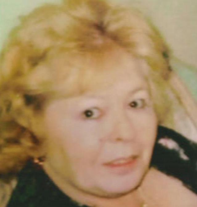 Elizabeth Roche, 73, passed away on 17 June after a long battle with cancer (Picture: SWNS)