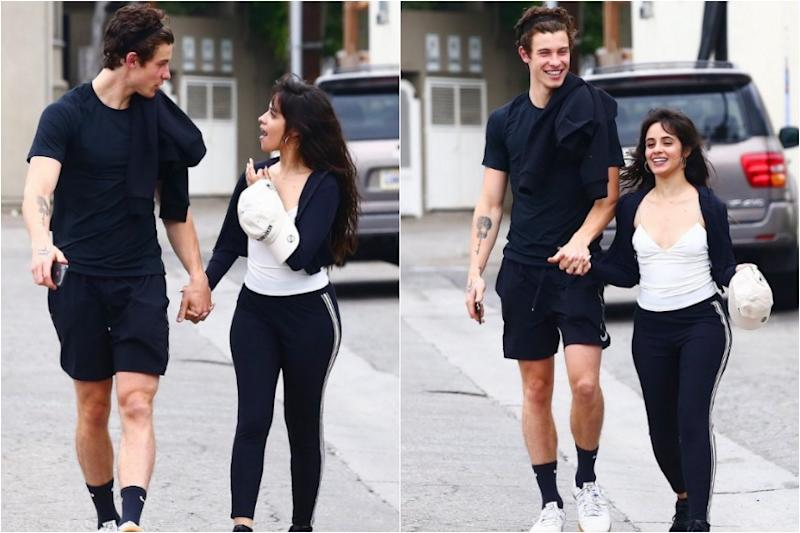 Shawn Mendes Packs on PDA With Camila Cabello Shortly After Denying Dating Rumours
