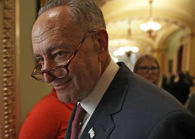 McConnell to lead Senate GOP, Schumer new Democratic leader