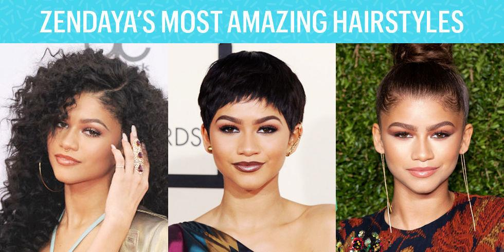 "<p>Zendaya is second only to Kylie Jenner when it comes to <a rel=""nofollow"" href=""http://www.seventeen.com/beauty/hair/g2440/extreme-hair-makeovers/"">changing up her hairstyle</a>. Whether she's rocking dreadlocks, or major curls, Zendaya offers up new hair inspo every time she steps on the red carpet. </p>"