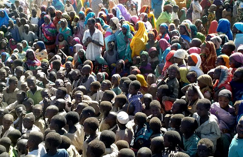 Tens of thousands of people have been displaced in Jebel Marra since January 2016 by fighting, the United Nations says