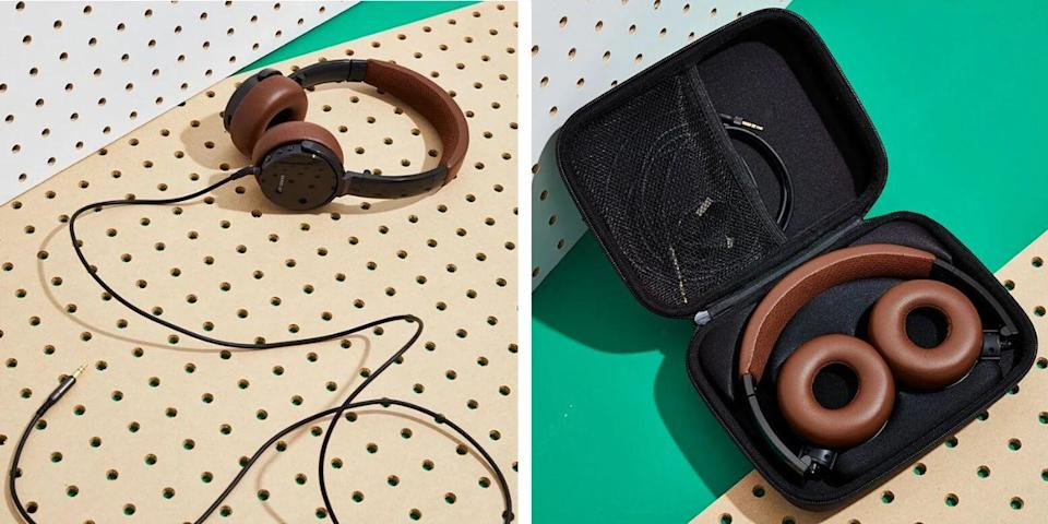 """<p>Believe it or not, you really can score great-quality headphones for less than a Benjamin. Today's market is full of amazing options in various forms and sub-$100 price points, with reliable offerings from big-name audio makers starting below $10. But which ones are actually worth buying? </p><p>After weeks of research and extensive testing, we've put together a list of headphones under $100 for every lifestyle. Whether you're a hi-fi fan, a frequent traveler, a workout warrior, or just someone who's looking for a new pair of cans, we've selected headphones that'll fit your needs.<br></p><h3 class=""""body-h3"""">The Best Headphones Under $100</h3><ol><li><strong><strong><strong>Best Overall: </strong></strong></strong><a href=""""https://www.amazon.com/dp/B08HMWZBXC?tag=syn-yahoo-20&ascsubtag=%5Bartid%7C2089.g.285%5Bsrc%7Cyahoo-us"""" rel=""""nofollow noopener"""" target=""""_blank"""" data-ylk=""""slk:Soundcore Life Q30 Wireless Headphones"""" class=""""link rapid-noclick-resp"""">Soundcore Life Q30 Wireless Headphones</a></li><li><strong><strong><strong><strong>Best Wireless On-Ear Headphones: </strong></strong></strong></strong><a href=""""https://www.amazon.com/dp/B086T3Z3VF?tag=syn-yahoo-20&ascsubtag=%5Bartid%7C2089.g.285%5Bsrc%7Cyahoo-us"""" rel=""""nofollow noopener"""" target=""""_blank"""" data-ylk=""""slk:Jabra Elite 45h Wireless Headphones"""" class=""""link rapid-noclick-resp"""">Jabra Elite 45h Wireless Headphones</a></li><li><strong><strong><strong>Compact, Stylish, and Versatile: </strong></strong></strong><a href=""""https://go.redirectingat.com?id=74968X1596630&url=https%3A%2F%2Fwww.walmart.com%2Fip%2FStatus-Audio-BT-One-Wireless-On-Ear-Headphones-Bluetooth-5-0-aptX-30-Hours-Battery-USB-C-Quick-Charge-Award-Winning-Sound-Minimalist-Metal-Design-Mat%2F277854420&sref=https%3A%2F%2Fwww.bestproducts.com%2Ftech%2Fgadgets%2Fg285%2Fcheap-headphones-under-100%2F"""" rel=""""nofollow noopener"""" target=""""_blank"""" data-ylk=""""slk:Status Audio BT One Wireless On-Ear Headphones"""" class=""""link rapid-noclick-resp"""">Status Audio BT One Wirele"""