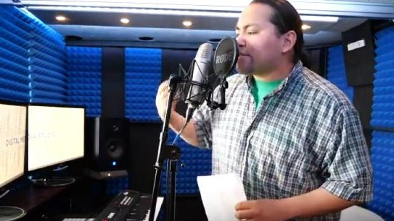Sask. man encouraging Indigenous people to learn their languages with song challenge
