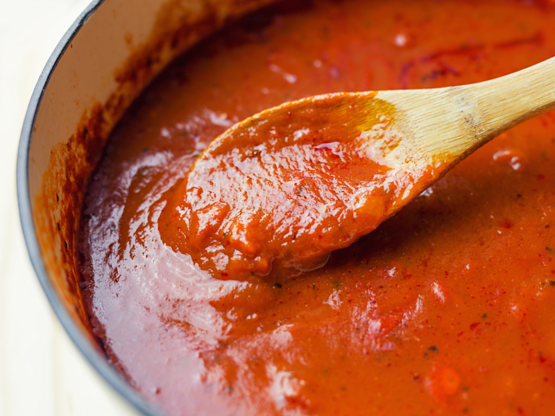 A 'Top Chef' alum explains why you should use canned tomatoes in your sauce