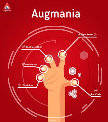 Augmania - The AR content creator for Marketers
