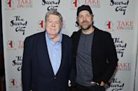 <p>Primetime Emmy award-winning actor George Wendt is actually the uncle of Jason Sudeikis. His sister is Jason's mom, Kathy. </p>