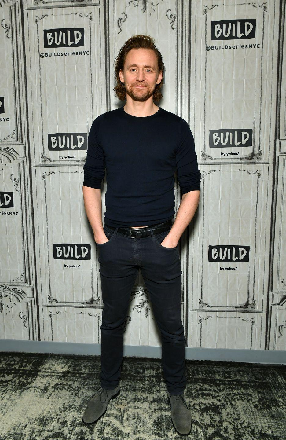 "<p>Height: 6'2""</p><p>Who knew Loki was almost as tall as Thor?</p>"