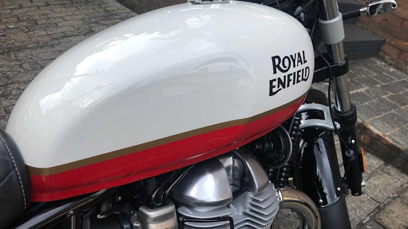 Royal Enfiled Interceptor