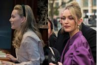 """<p>Pedretti's breakthrough role was <em>The Haunting of Hill House</em>'s Eleanor """"Nell"""" Crain, so it's only natural that she'd return to star in the anthology series's second season—this time as Dani, an American nanny living abroad in Britain.</p>"""