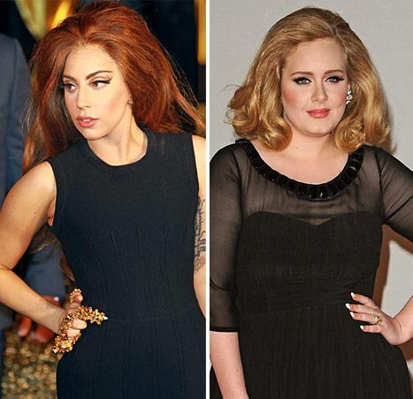 """Lady Gaga: """"Adele Is Bigger Than Me"""" But No One Talks About It"""