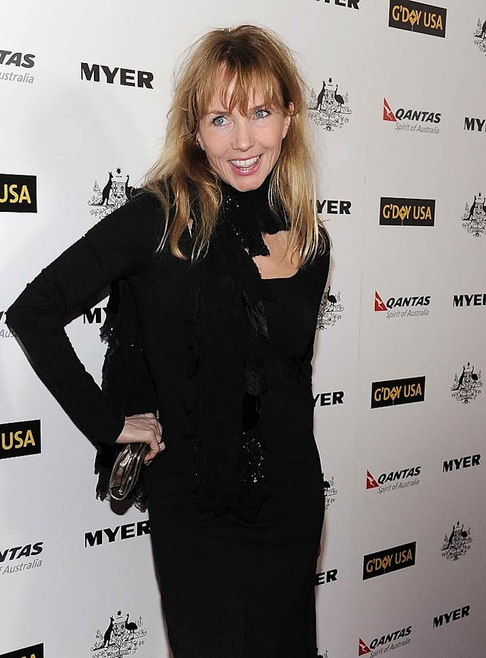 "Rebecca De Mornay turns 52. John Sciulli/<a href=""http://www.wireimage.com"" target=""new"">WireImage.com</a> - January 22, 2011"