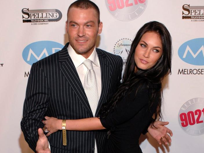 Brian Austin Green and Megan Fox were married for 10 years.
