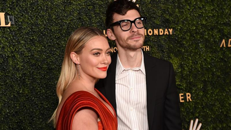 Hilary Duff Marries Matthew Koma in Backyard of Their Los Angeles Home